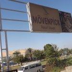 Mövenpick Resort Aswan Foto