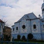 Foto di Chiesa blu di Santa Elisabetta