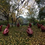Sculptures on McGill Campus
