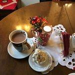 Bild från Cafe Franz. Schubert