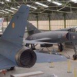 Hangar Nord, des avions entièrement restaurés.