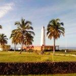 маяк по дороге к отелю