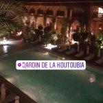 Photo of Les Jardins de La Koutoubia