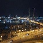 Золотой мост. Декабрь 2017