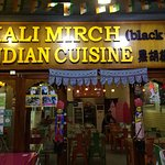 Photo of kali mirch(black pepper)indian cuisine
