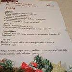 menu' per cene aziendali