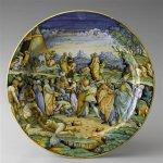 Chef-d'oeuvre de la Renaissance italienne : la majolique
