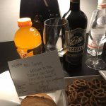 Inner Circle welcome amenity