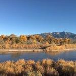 Rio Grande River view