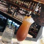 Ya Ya hurricane cocktail...really nice...