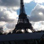 Foto de Mercure Paris Centre Eiffel Tower Hotel