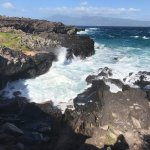 AMAZING! We will be back before we leave Maui. I highly encourage this hike. We went down to che