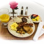 Country style breakfasts are included with all of our rates.