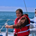 Sail San Diego offers a fun time & free sailing lessons for all of our passengers, regardless of
