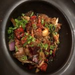beef with Thai chilli