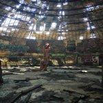 TheTravelsaurusRex inside the monument