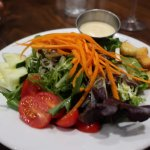My wife's salad.