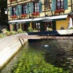 Photo de Hotel-Restaurant du Chateau d'Andlau