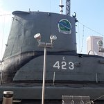 USS TORSK, Baltimore Inner Harbor