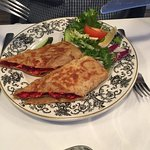Another amazing meal at Meenas. Food was fantastic. Starter was huge . Servers Danni and Chloe,