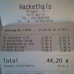 Photo of Hackethals
