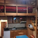 1 bedroom with loft