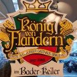 König von Flandern Foto