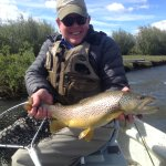 Green River Brown Trout!