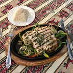 Grilled fish perfection!