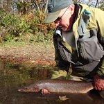 Middle river Atlantic salmon.