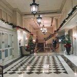 Hotel entrance/lobby