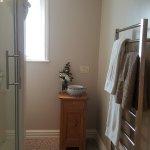 Danseys seperate private bathroom