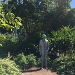Statue of Edison or Ford