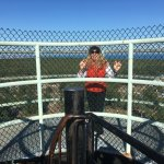 Cape Henlopen State Park - WWII observation tower