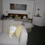 Spacious main room
