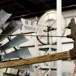 The American Windmill Museum, Lubbock, Texas