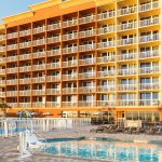 Photo of Hampton Inn Daytona Beach/Beachfront