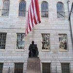 John Harvard Statue ภาพถ่าย