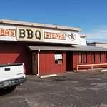 Bubba's BBQ in Ennis exterior