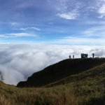 """Another view of """"Sea of Clouds"""""""