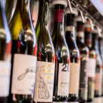 over 40 wines by the glass