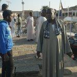 Quay vendors, Philae