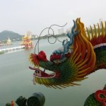 Photo de Lianchi (Lotus) Lake