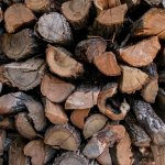 we use fruit wood from Palisade Colorado for our wood fired grill and smoker