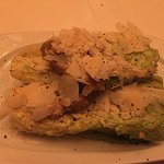 Caesar Salad at Andiamo's (The D) downtown
