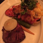 Surf & Turf at Andiamo's (The D) downtown