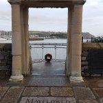 Mayflower Steps resmi