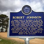 Robert Johnson's Grave