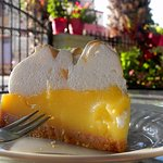 Homemade Lemon pie