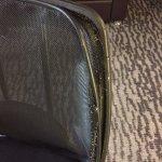 broken office chair